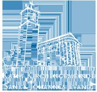 Die katholische Kirchengemeinde Sankt Johannes Korntal Logo